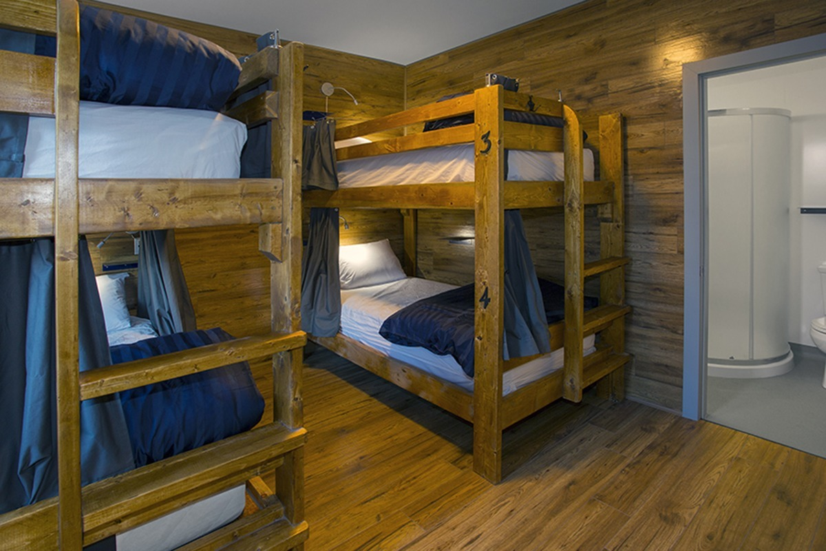Room F_ Two BunkBeds
